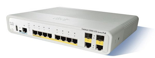 Cisco® Catalyst® compact switches  easily extend an intelligent, fully managed Cisco Catalyst wired switching infrastructure, including end-to-end IP and Borderless Network services, with a single Ethernet cable or fiber from the wiring closet.