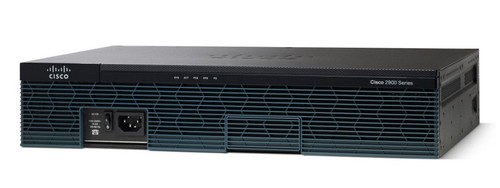 Cisco® 2900 Series Integrated Services Routers build on 25 years of Cisco innovation and product leadership.