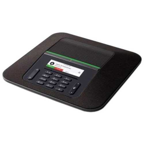 The Cisco® IP Conference Phone 8832 is a business-class conferencing station for large meeting rooms and executive offices.