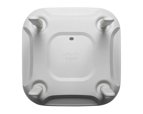 The new Cisco Aironet 3700 Series sustains reliable connections at higher speeds farther from the access point than competing solutions.