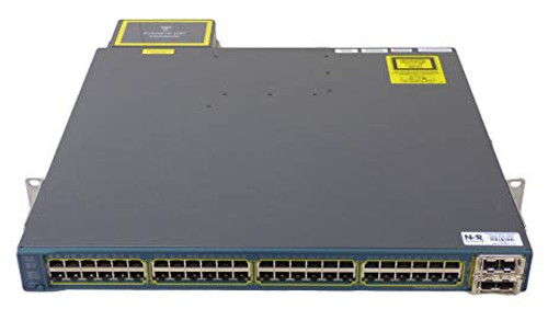 Cisco® Catalyst® 3560-E Series is  an enterprise-class line of standalone access and aggregation switches that facilitate the deployment of secure converged applications while maximizing investment protection for evolving network and application requirements.