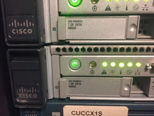 """A03-D500GC3 - Cisco 500GB Internal 7200RPM 2.5"""" SATA 6GBPS SFF HDD 9RZ164-175"""