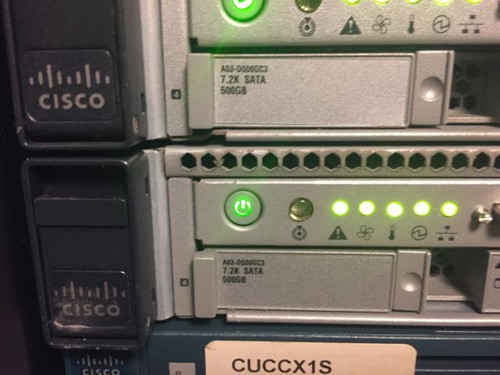 "New  A03-D500GC3 - Cisco 500GB Internal 7200RPM 2.5"" SATA 6GBPS SFF HDD 9RZ164-175"