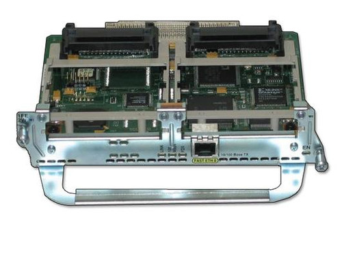The IP Communications High-Density Digital Voice/Fax Network Modules are an addition to the Cisco Systems® IP Communications suite of solutions.