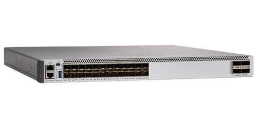 The Cisco® Catalyst® 9500 Series switches are the next generation of enterprise-class core and aggregation layer switches, supporting full programmability and serviceability.