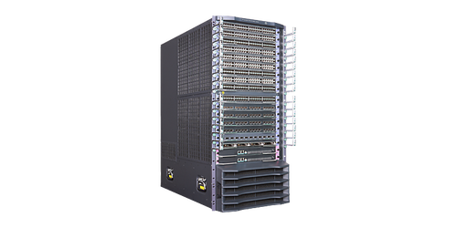 The HP FlexFabric 12900 Switch Series is a next-generation modular data center core switch designed to support virtualized data centers and the evolving needs of private and public cloud deployments