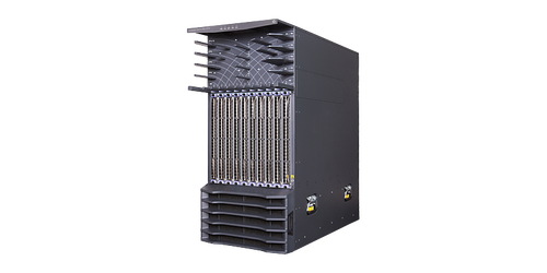 The HP FlexFabric 12900 Switch Series is a next-generation modular data center core switch designed to support virtualized data centers and the evolving needs of private and public cloud deployments.