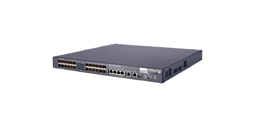 The HP 5820 Switch Series provides a versatile and high-performance, 1/10GbE top-of-rack, data center switch architecture that offers you deployment flexibility.