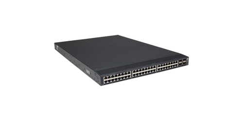 The HP 5900 Switch Series are low-latency 1/10GbE data center top-of-rack (ToR) switches. Perfect for deployment at server access layer in large and medium sized enterprises.