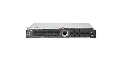 HP 6125XLG is architected to deliver 800G of switching performance. It is based on HP Comware v7 network operating system.