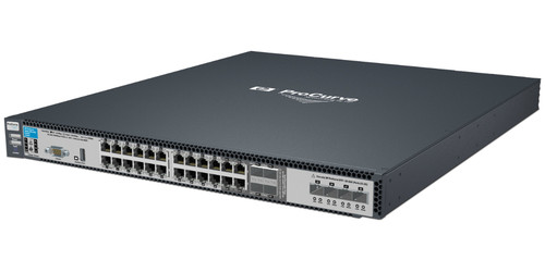 The HP 6600 Switch Series consists of advanced data center server edge switches.
