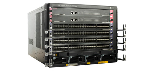 The HP 10500 Switch Series is a next-generation modular enterprise campus core switch designed to enable the evolving needs of a cloud-connected and rich-media-capable infrastructure.