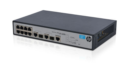 The HP 1910 Switch Series, part of the HP OfficeConnect portfolio, delivers Fast Ethernet connectivity for cost-conscious smaller organizations.