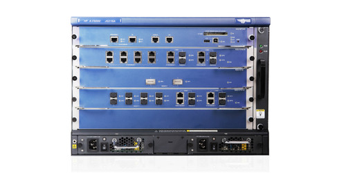 The HP Firewall Appliance Series delivers high performance stateful firewalls.