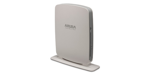 The multifunctional Aruba RAP-100 series delivers secure 802.11n wireless and wired networking to SMBs and access to corporate resources from branch and home offices.