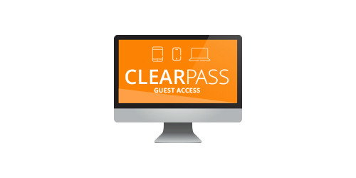 Aruba Guest (SUB1-CP-GM-100) 1 Year Subscription License for Aruba ClearPass Policy Manager - 100 endpoint