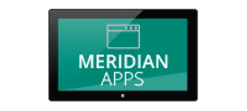 10,000 push notifications per year. Offered as a yearly subscription. Require purchase of Meridian subscription and Aruba beacons