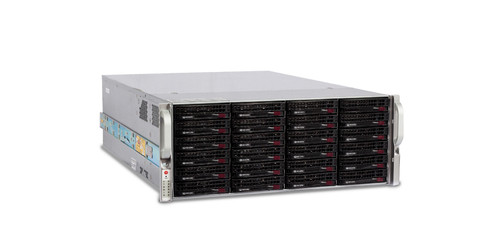 FortiAnalyzer-3500E, Centralized log & analysis appliance - 2 x GE RJ45, 2 x GE SFP slots, 24 TB (optional 48 TB max) storage, dual power supplies, unrestricted GB/Day of logs (no software licensing limit)