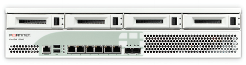 FortiDDoS-400B, DDoS Protection Appliance - 8 x Shared Media pairs, 2 x GE RJ45 Management Ports, Includes 480GB SSD storage. Up to 4Gbps throughput full duplex