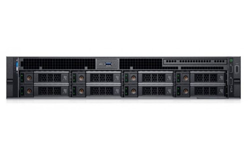The Dell PowerEdge R740 rack server is a shining star that handles virtualization, high performance computing and workgroup collaboration application with ease. Tasks perform with the ease of a well-oiled engine thanks to a hyper-dense memory up to 3TB.