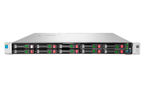 The HP ProLiant DL120 G7 4-Port is an entry-level rack server that brings with it the confidence of the ProLiant series in a 1U rackmount configuration.