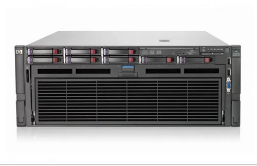 The HP ProLiant DL580 G7 8-Port is an industry leading 4U form factor server built with an expanding enterprise in mind, an enterprise that not only requires flexibility, but reliability, and scalability. Configure your HP ProLiant DL580 G7 8-Port to meet your exact specifications with the following options.