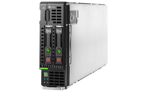 The BL460c Gen8 blade server will not function as a standalone server and requires a blade enclosure to operate.