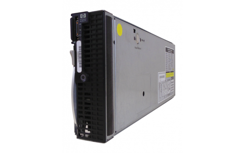 The HP ProLiant BL490c G7 2-Port is an industry leading Virtualization Blade server that is an ideal fit for hosting virtual machines. The BL490c G7 blade server will not function as a standalone server and requires a blade enclosure to operate.