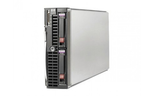 As the world's most popular blade server, the HP ProLiant BL460c G6 2-Port Server Blade sets the standard for the data center. Packing two processors, two hot plug hard drives, up to 192GB of memory, and a dual-port 10 gigabit Ethernet adapter into a half-height blade, the BL460c gives IT managers the performance and expandability they need for demanding data center applications. The BL460c G7 blade server will not function as a standalone server and requires a blade enclosure to operate.