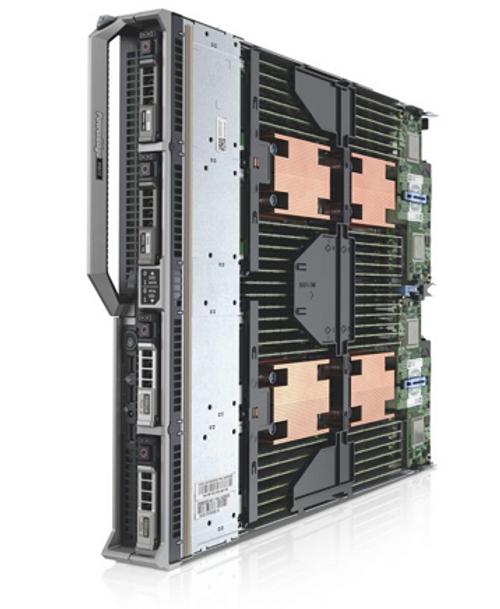 Dell PowerEdge M820 Blade Server 4-Socket