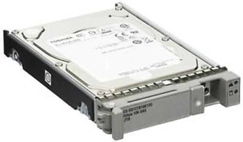 UCS 1.2 TB 12G SAS 10K RPM SFF HDD