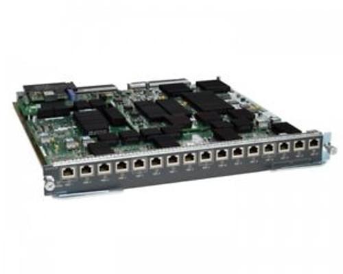 Cisco WS-X6716-10T-3C 16 Port Copper