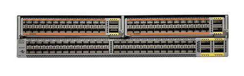 The Cisco Nexus 56128P Switch is part of the Cisco Nexus Family of data center switches, offering capabilities of the comprehensive Cisco NX-OS feature set.