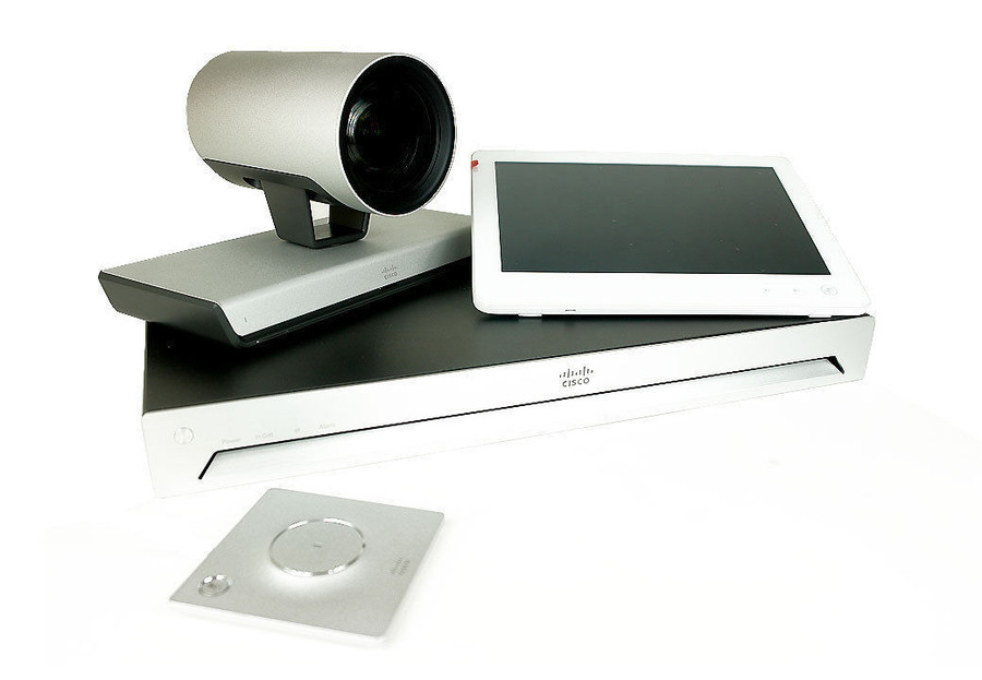 Cisco CTS-SX80-IP60-K9 SmartNet Eligible 1 IP60 Cameras, Touchscreen,  CTS-SX20