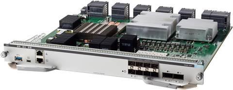 New Sealed Cisco C9400-SUP-1 CISCO C9400 SERIES SUPERVISOR 1 MODULE (80Gbps)