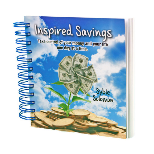 Take control of your life one day at a time with this motivational calendar-book.