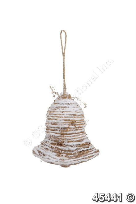 "[45441] 5.9x5.5""Bell ornament"