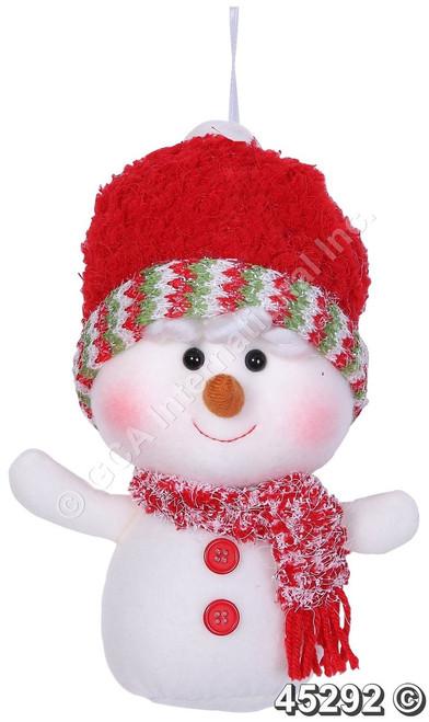 "[45292] 7""Snowman ornament"