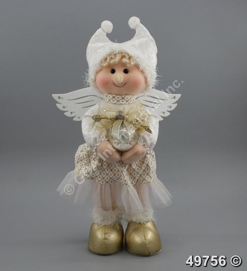 "[49756] 15"" Standing angel"