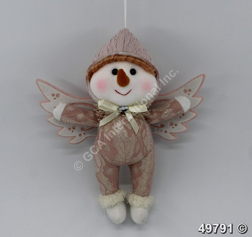 "[49791] 9.5"" Angel orn"