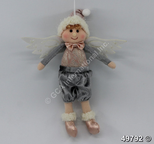 "[49792] 10"" Angel orn"