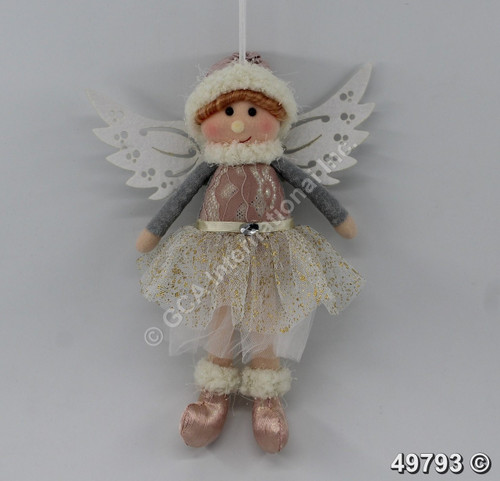 "[49793] 10"" Angel orn"