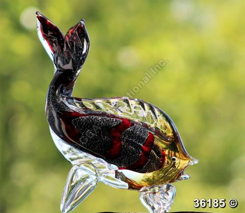 "[36185] 9.5"" glass fish"
