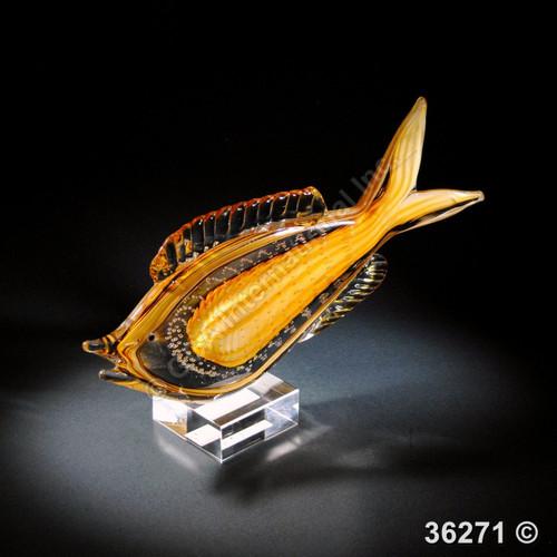 """[36271] 17.3""""x3.9""""x12.2"""" fish"""
