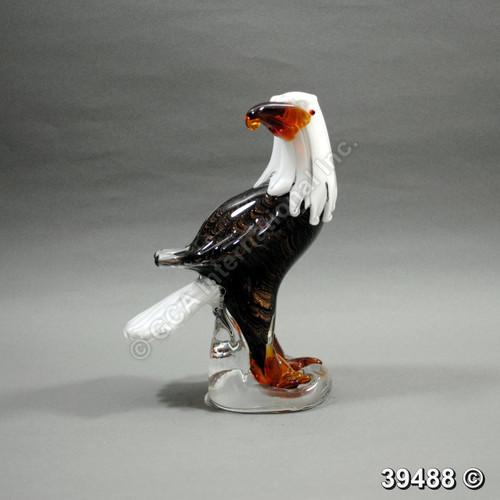 """[39488] 10"""" glass eagle"""