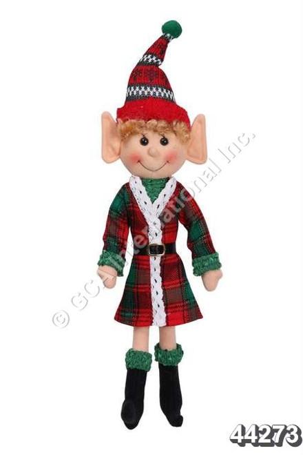 "[44273] 14""elf girl (bendable legs)"