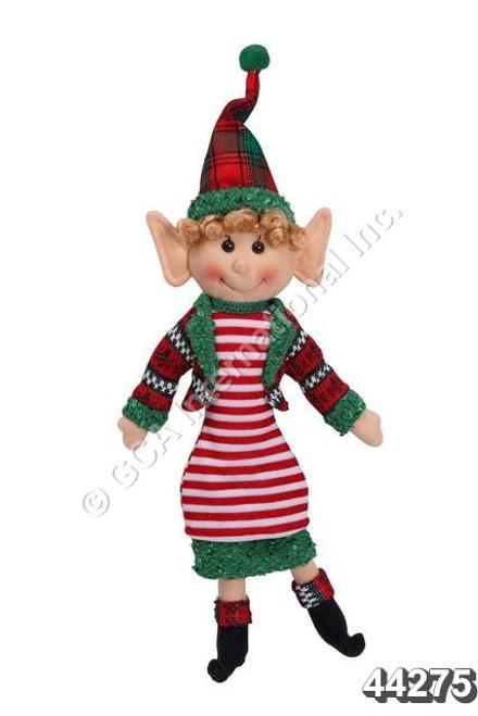 "[44275] 14""elf girl (bendable legs)"
