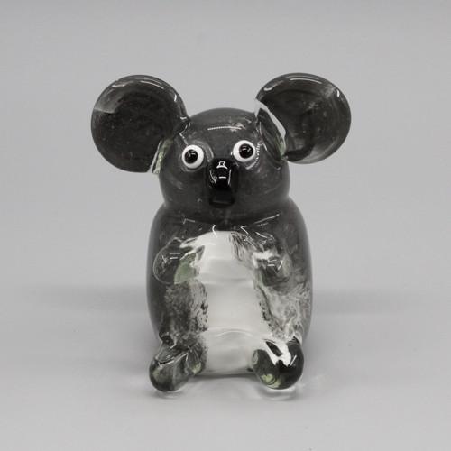 """[51848] 4.5"""" glass koala"""