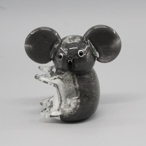 """[51849] 5"""" glass koala"""