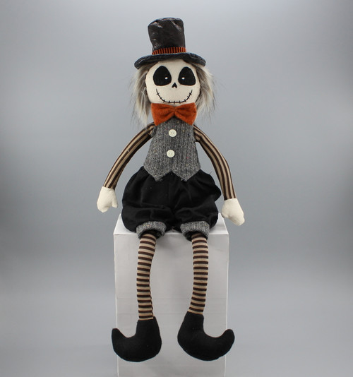"[52824] 24""Halloween sitting ghost (boy)"